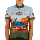 W's KBC Gold Cliff IPA Jersey