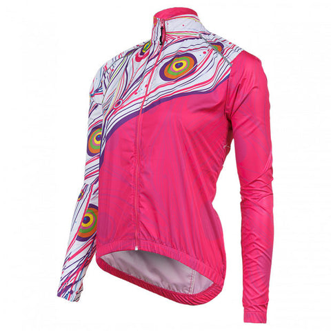 Women's Peacock Shell Jacket