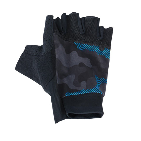Camo Pop Canari Print Glove Cosmic Blue