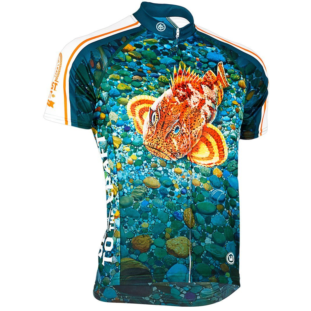 Men s Ballast Point Sculpin Jersey f24eda914