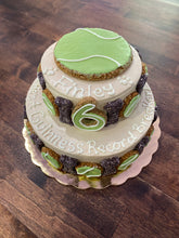 Load image into Gallery viewer, Tennis Ball Celebration Cake