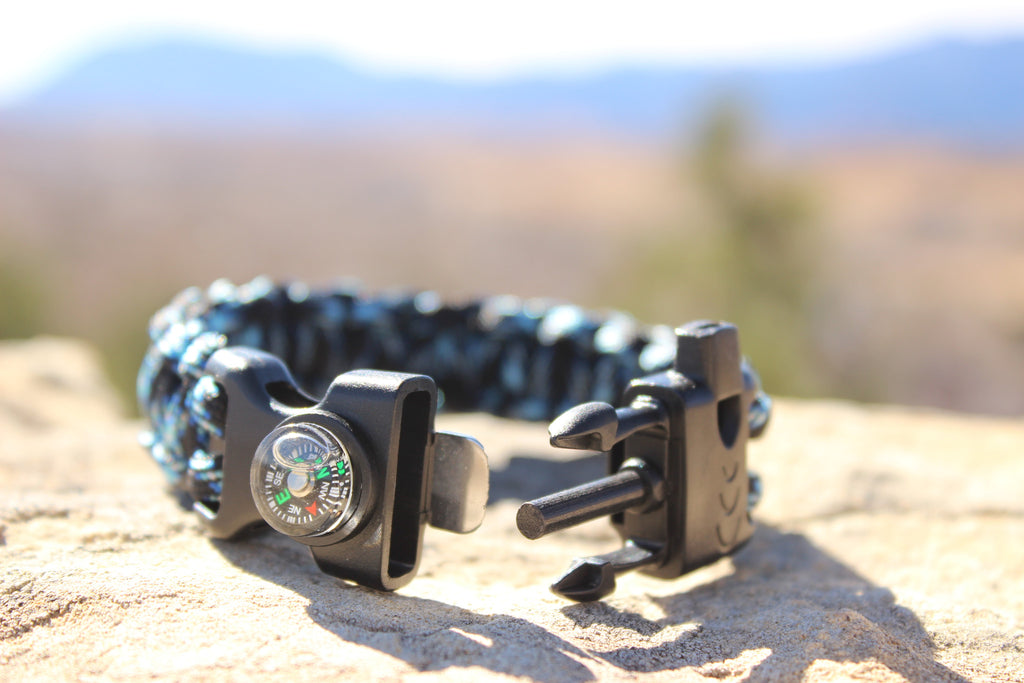 Lightning Survival Bracelet