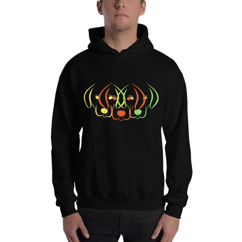 Roll Dog Hooded Sweatshirt