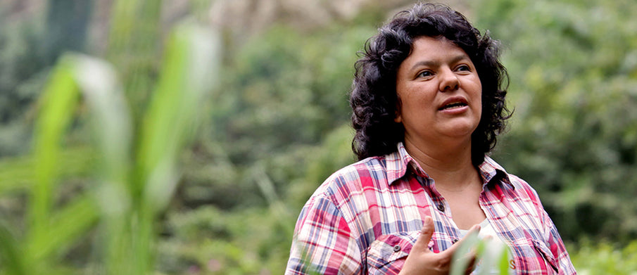 Remembering the Legacy of a Lenca Hero: Berta Caceres