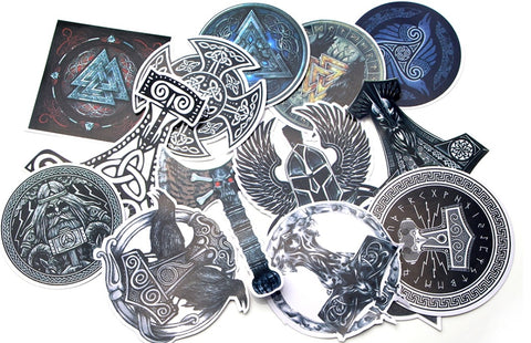 Accessories - Valhalla Stickers