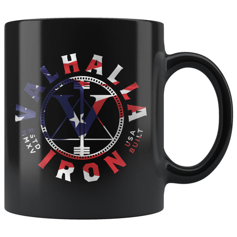 Drinkware - Valhalla Iron Coffee Mugs
