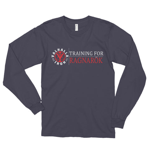 Ladies Training For Ragnarok Long Sleeve Shirt