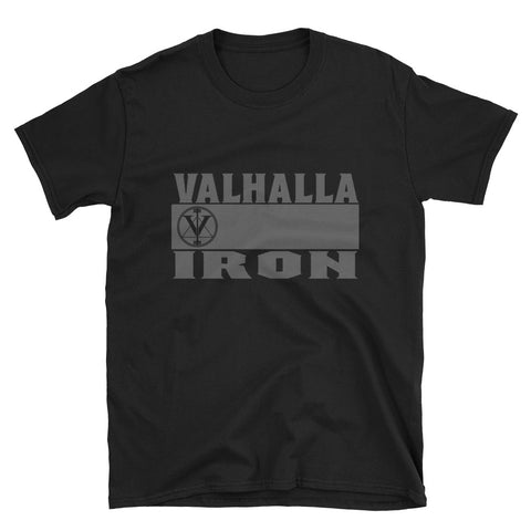 Valhalla Iron Wordmark Shirt