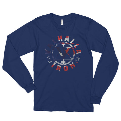 Ladies USA Logo Long Sleeve Shirt