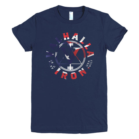 Ladies USA Logo Shirt