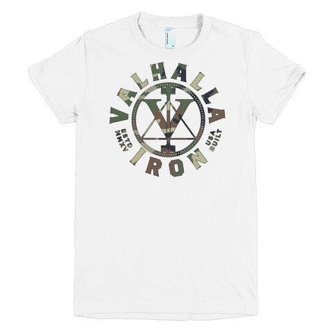 Ladies Woodland Logo Shirt