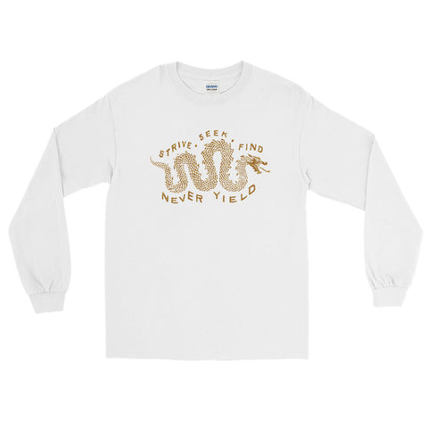 The Serpent Long Sleeve Shirt