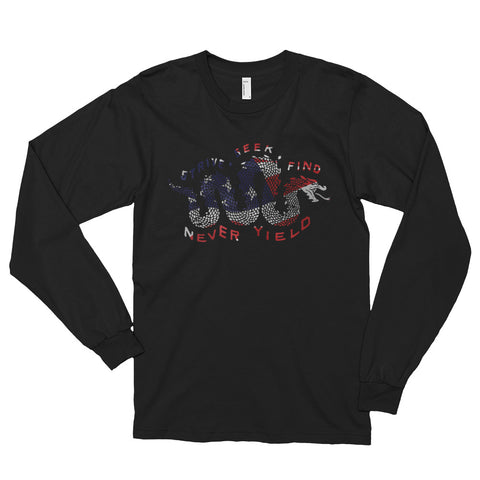 Ladies USA Serpent Long Sleeve Shirt