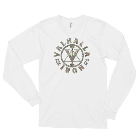Multicam Logo Long Sleeve Shirt