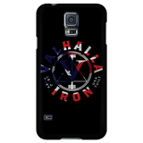 Phone Cases - Valhalla Iron USA Logo Phone Case