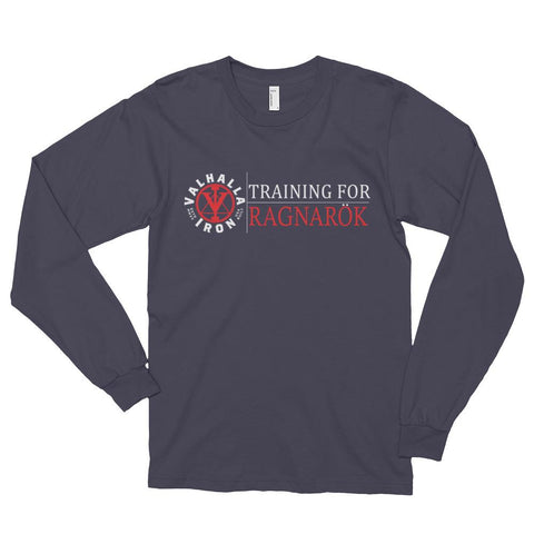 Training For Ragnarok Long Sleeve Shirt