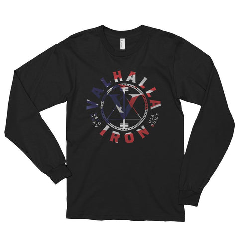 USA Logo Long Sleeve Shirt