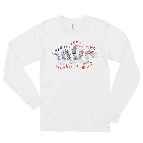 USA Serpent Long Sleeve Shirt