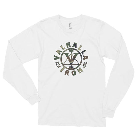 Woodland Logo Long Sleeve Shirt