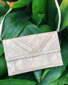 1970's Eel Skin Purse in Exotica