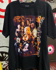 Vintage Star Trek Villains Tee