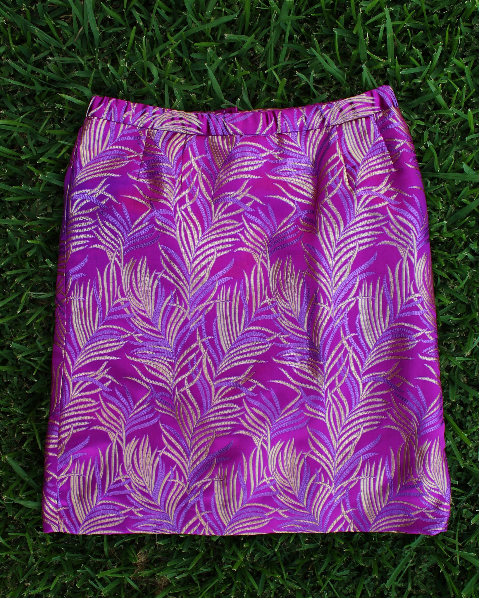Dragon fruit skirt