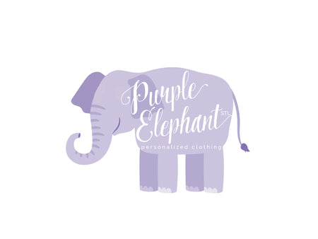 Purple Elephant STL
