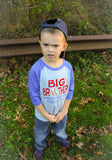 Big Brother Shirt, Brother To Be Shirt, Big Brother Season Opening Shirt, Brother Shirt - Purple Elephant STL