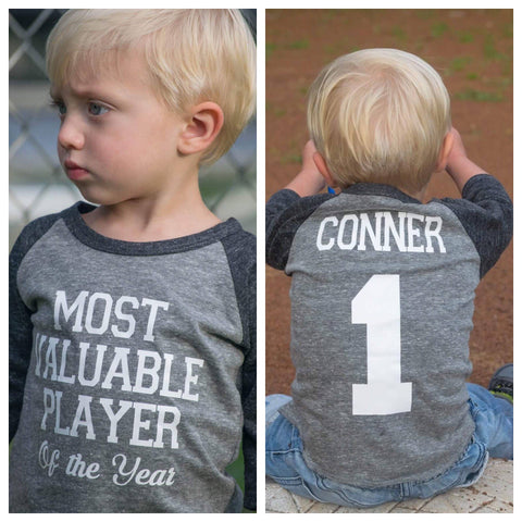 Baseball Birthday Shirt Boys Party 1st