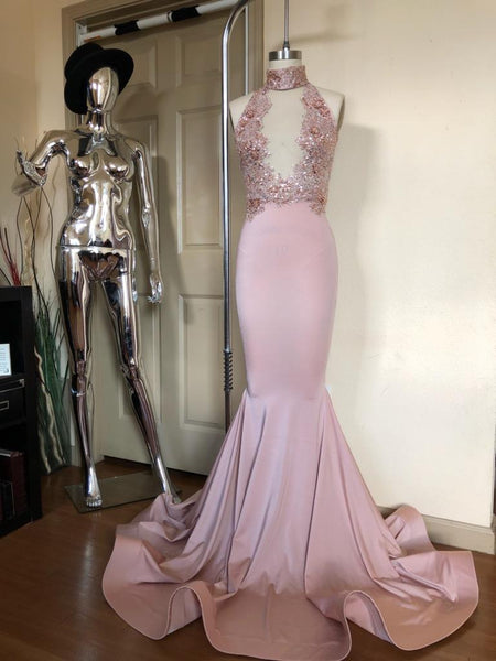 Posh Pink Gown