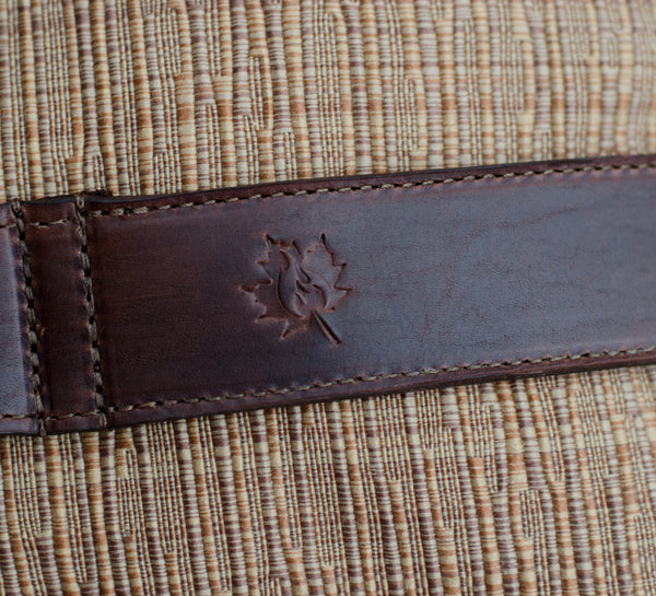 Leather Belt - 1.25""