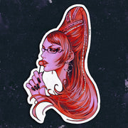BAE-ONETTA HOLOGRAPHIC STICKER