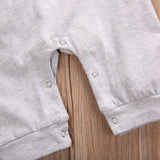Newborn Cotton Summer Short Sleeve Bodysuit