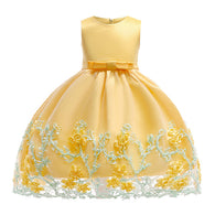 Princess Tutu Dress Flower Lace Princess Dress