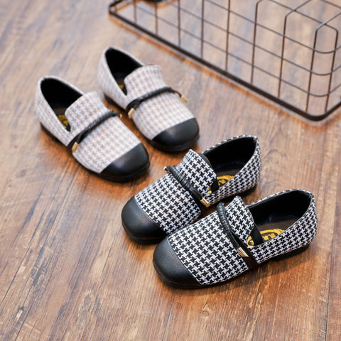 Casual Breathable Girls Flat Loafers