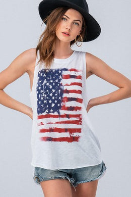 American Flag It Is - The Dainty Cactus Boutique