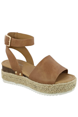Wedge Summer Sandal - The Dainty Cactus Boutique