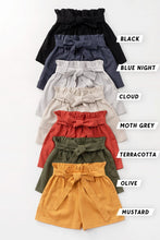 Paperbag Shorts - The Dainty Cactus Boutique