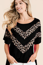 Chevron Block Top