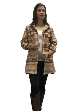 Desert Downs Coat