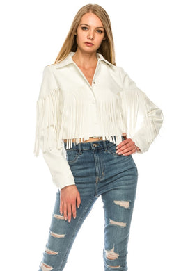 Fringe Fun Jacket