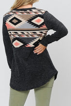 Aztec Dreaming Top - The Dainty Cactus Boutique