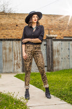 Just Leopard Jeans - The Dainty Cactus Boutique