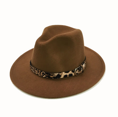 Fedora Hat - The Dainty Cactus Boutique