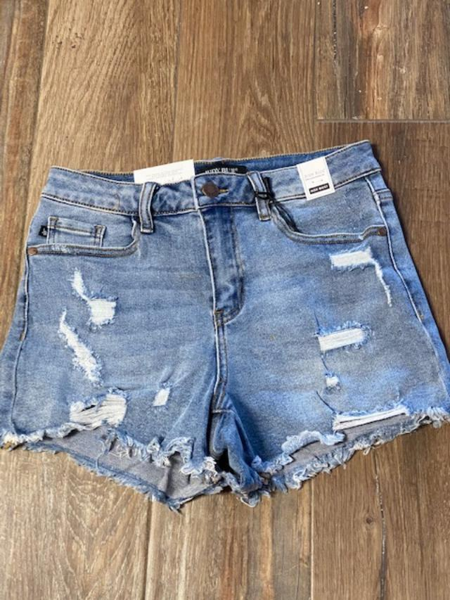 Judy Blue High Waist Jean Shorts