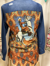 Horseback Denim Shirt