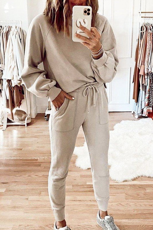 Loose Fit Jogger