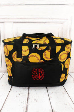 Softball Cooler Tote
