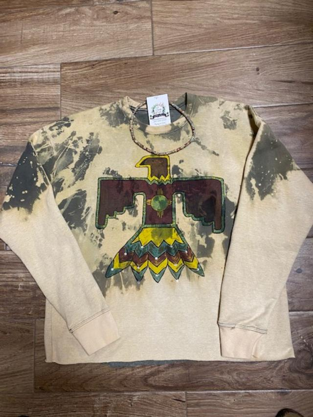 Painted Thunderbird Sweatshirt
