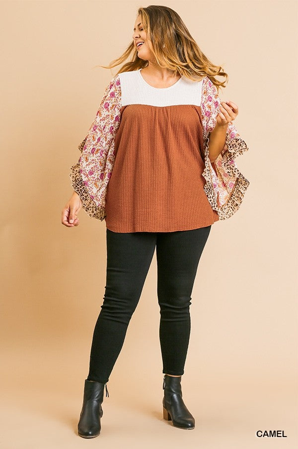 Southern Comfort Bell Top